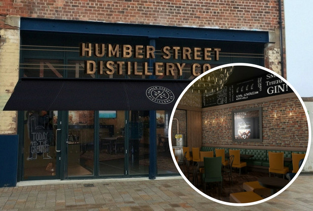 Humber Street will soon boast Yorkshire's first-ever gin