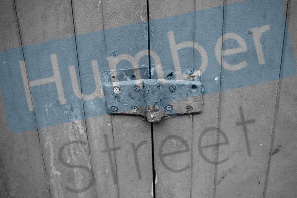 Humber Street Canvas Print 40
